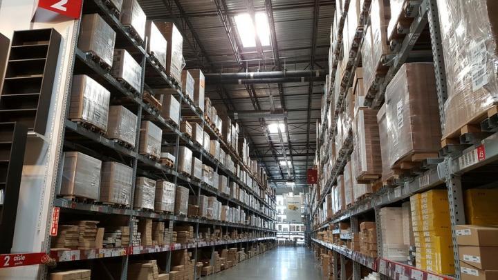 Как организовать работу склада