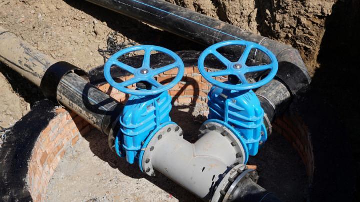 В микрорайоне Техстекло отключили холодную воду