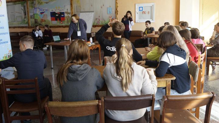 Саратовский филиал АО «Ситиматик» организовал экологический интенсив для школьников