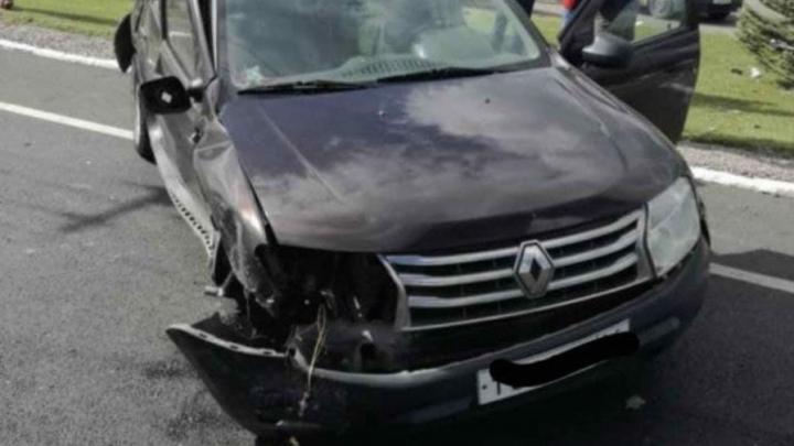 Под Балаково в ДТП пострадал 33-летний водитель
