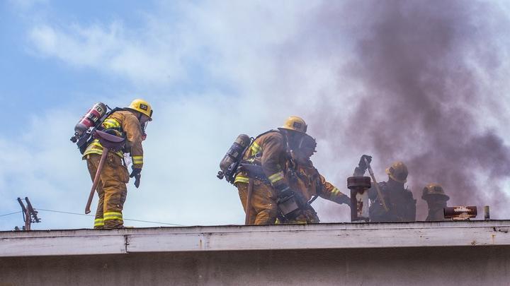 Пожар в Заводском районе: 12 человек эвакуировано