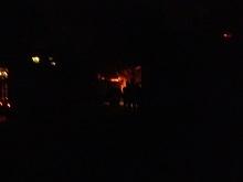 В Домах 8 Марта произошло новое возгорание