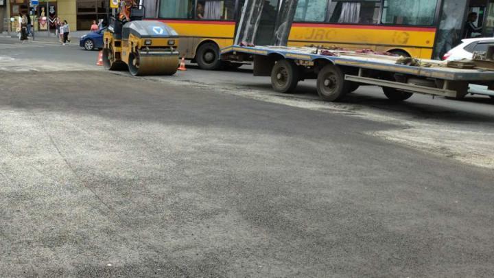 «Т Плюс» в Саратове и Балакове восстановил более 25000 кв. метров асфальта после ремонтов