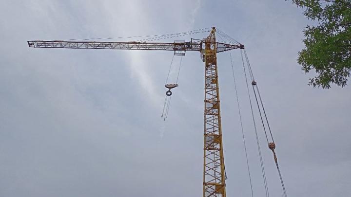 В Заводском районе Саратова строят панельный восьмиэтажный дом