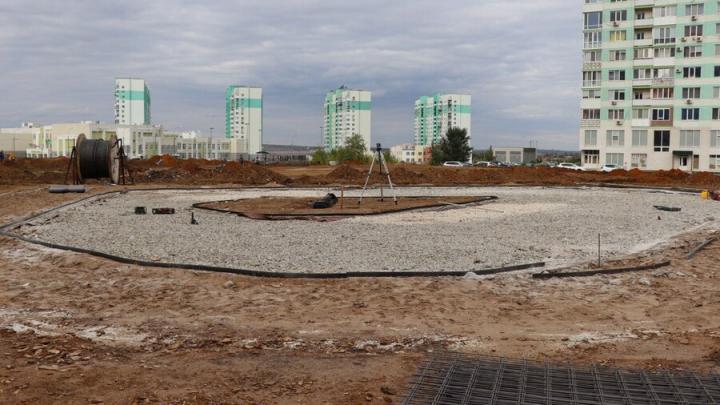 Панков: Строительство парка в Юбилейном важно завершить в срок