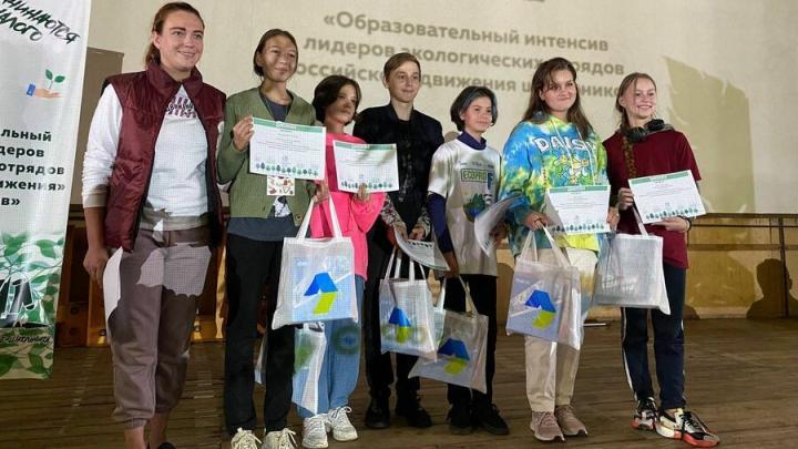 Более 150 саратовских школьников приняли участие в экоинтенсиве от компании «Ситиматик»