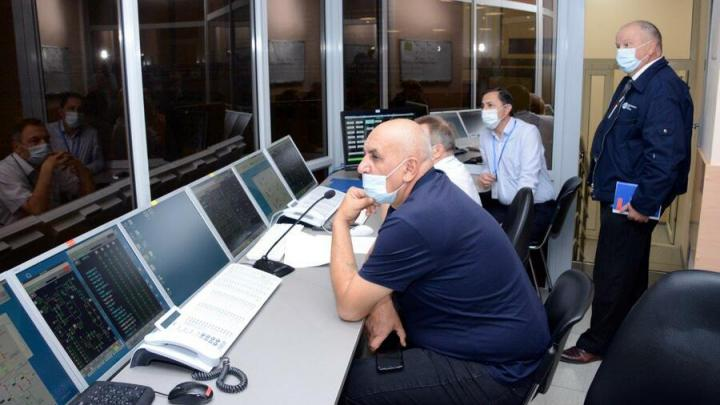 Специалисты Армянской АЭС перенимают опыт Балаковской АЭС в области подготовки персонала