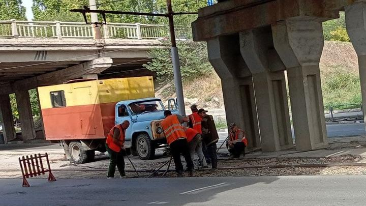 В Калининске отремонтируют тротуары на шести улицах