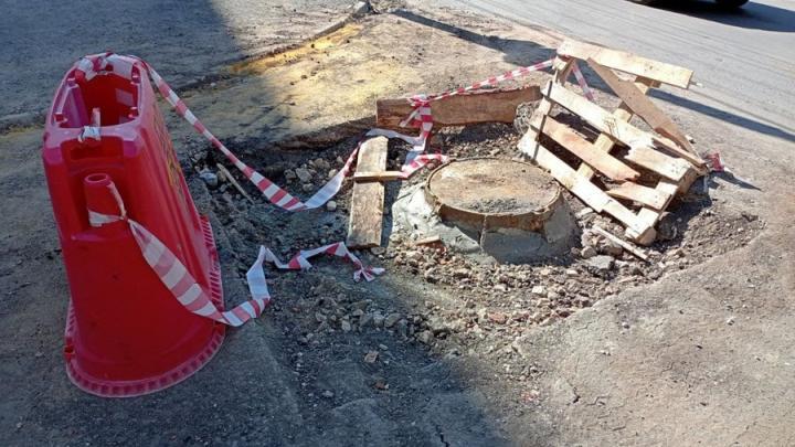 На пять дней закрывается участок дороги в Кировском районе