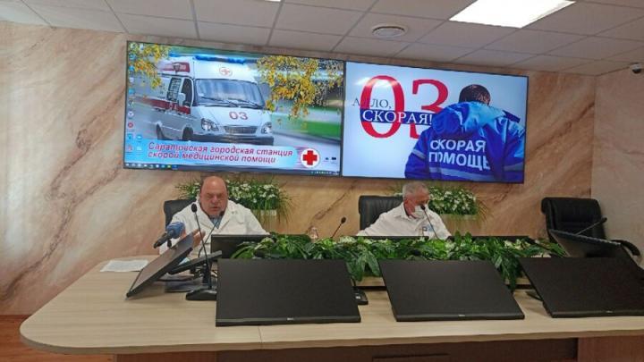 В Саратове будут открывать новые стационары для ковидных больных