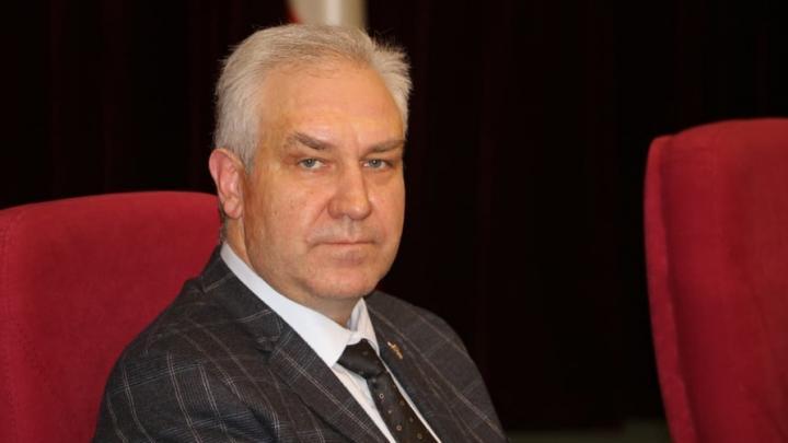 Алексей Антонов рассказал о ближайших планах законодательной работы фракции «Единая Россия» в областной Думе
