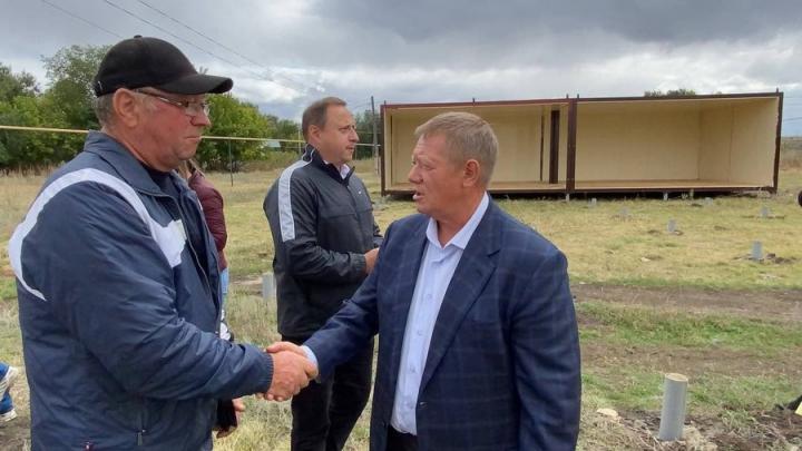 Панков: Жители Синодского будут получать медпомощь в современных и комфортных условиях