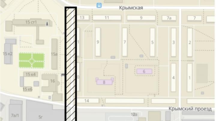 Новая улица появилась в Заводском районе