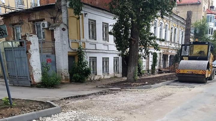 Саратовский филиал «Т Плюс» завершил монтаж нового трубопровода  на ул. Челюскинцев