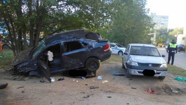 Четыре иномарки попали в ДТП в Энгельсе: двое пострадавших