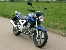 Мотоциклист отправил в больницу водителя иномарки