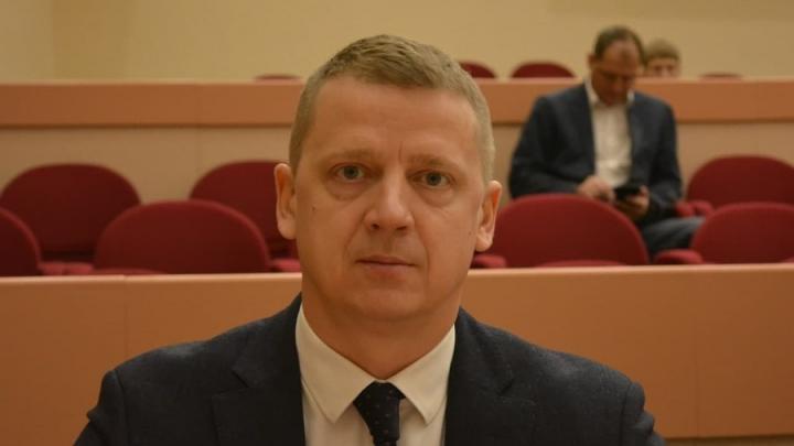 Максим Самсонов о выборах: «Серьезных инцидентов не произошло»