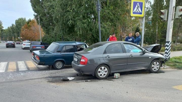 Восьмилетний мальчик пострадал в ДТП в Балаково