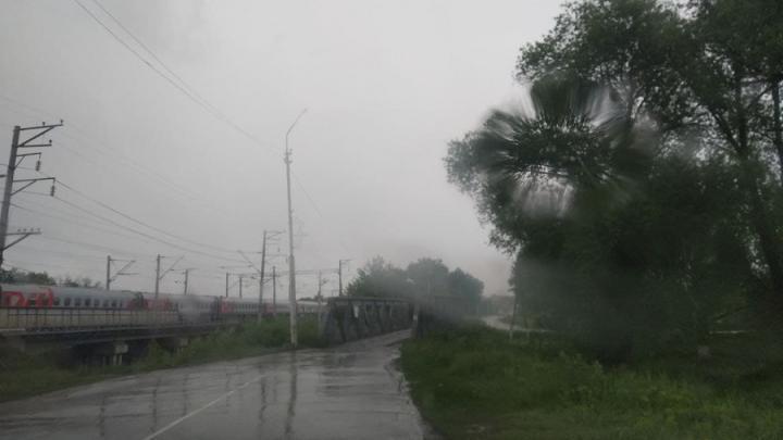 К вечеру пойдет дождь в Саратове