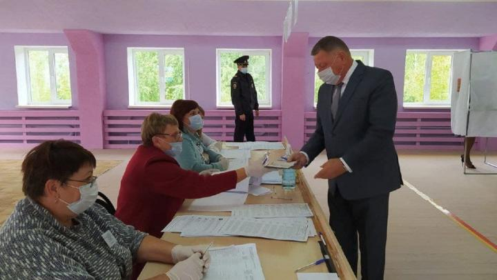 Александр Романов поблагодарил жителей региона за активную гражданскую позицию