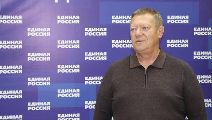 Николай Панков поблагодарил жителей области за поддержку на выборах