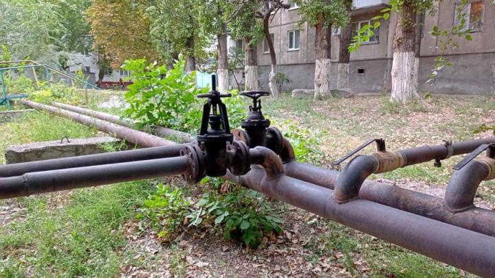 На двух улицах в Заводском отключили холодную воду