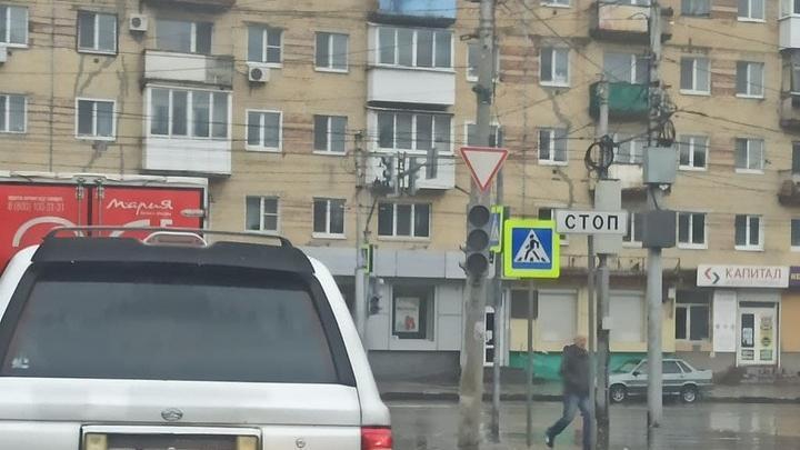 Неисправные светофоры в Заводском районе создают угрозу ДТП