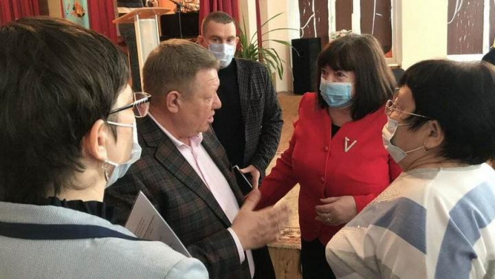 Панков: Вопросы развития школ поможет решить областная программа