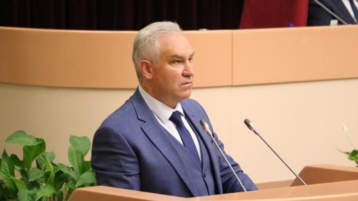Антонов: Работа над бюджетом области ведётся постоянно и в интересах людей