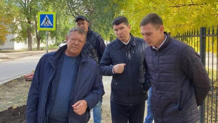 Николай Панков: На будущий год продолжим работу по благоустройству Ершова