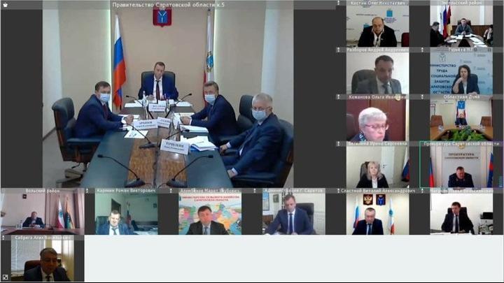 Бусаргин пригрозил увольнениями за нарушения по нацпроектам