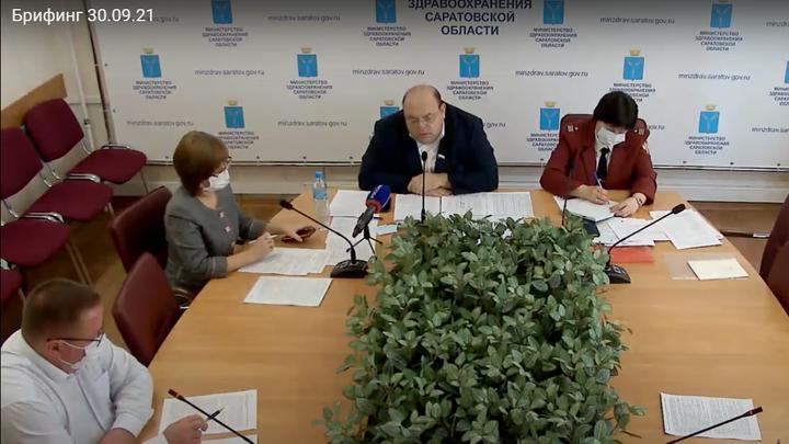 Шестеро детей умерли от ковида в Саратовской области: вчера 12-летний ребенок