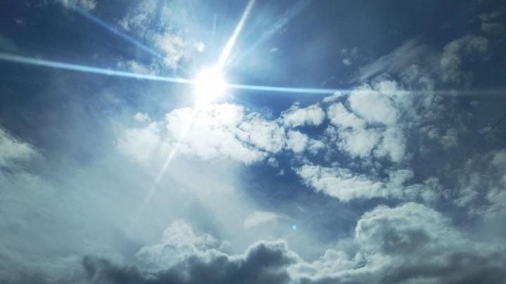Больше солнца сегодня в Саратове