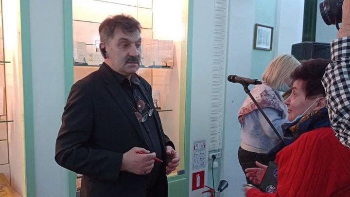 В Саратове обнаружен пострадавший от творчества Владимира Вишневского
