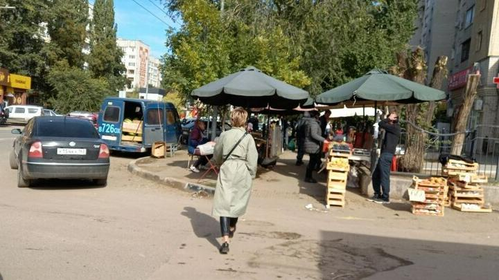 Штрафы за незаконную торговлю в Энгельсе превысили миллион рублей