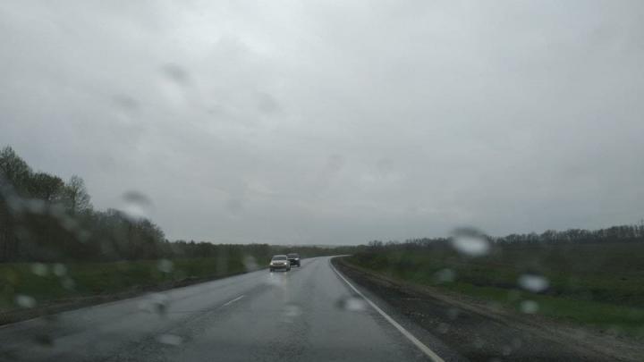 В Саратовской области дождь