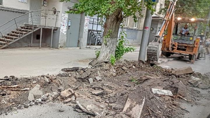 На ремонт тротуаров трех улиц Кировского района выделено еще 7,5 миллиона рублей