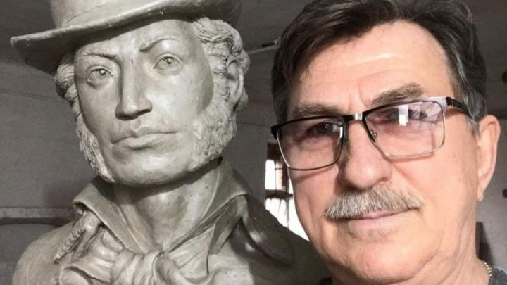 Ушел из жизни известный скульптор Александр Садовский
