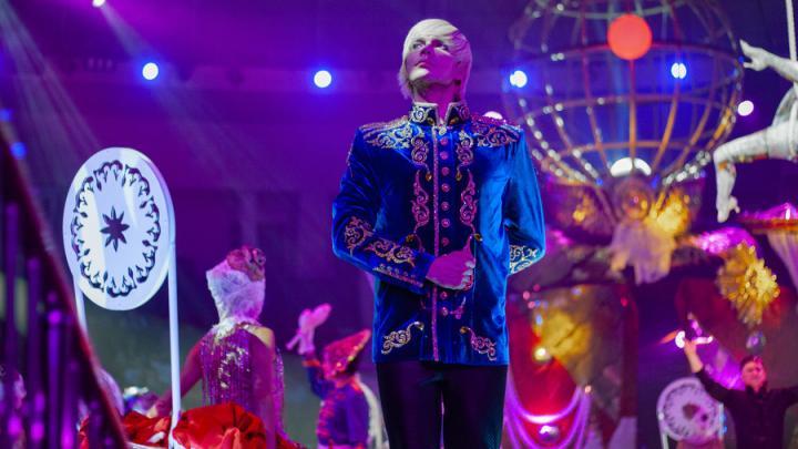 «Принц цирка» прощается с Саратовом