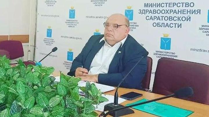 Костин: В Саратове госпитализировали более 400 человек
