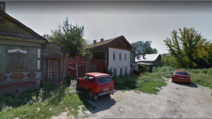 Старый дом на Мясницкой в Саратове расселяют и готовят к сносу