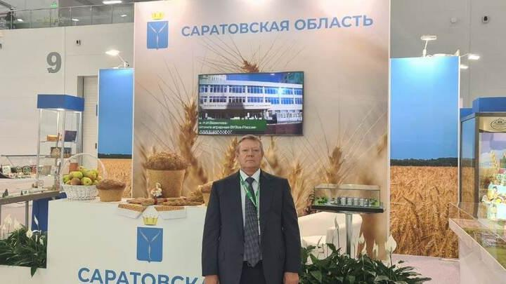 Панков: Все образцы продукции наших сельхозтоваропроизводителей завоевали медали всероссийской выставки