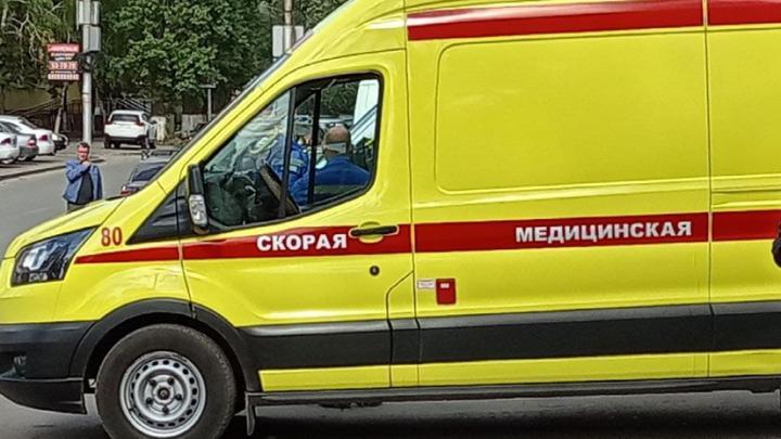 В регионе 150 автомобилей медицинской помощи отправились на вызов