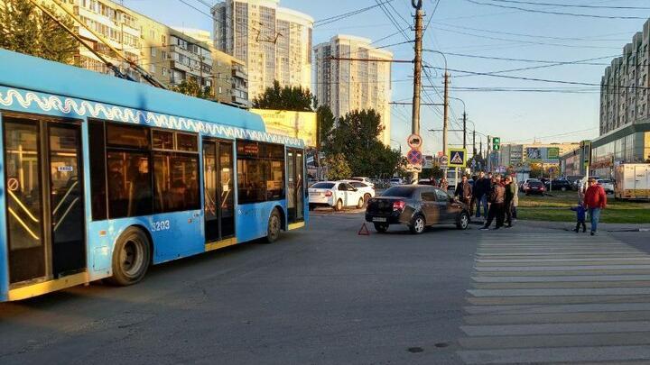 Возобновлено движение троллейбусов №4 и №15