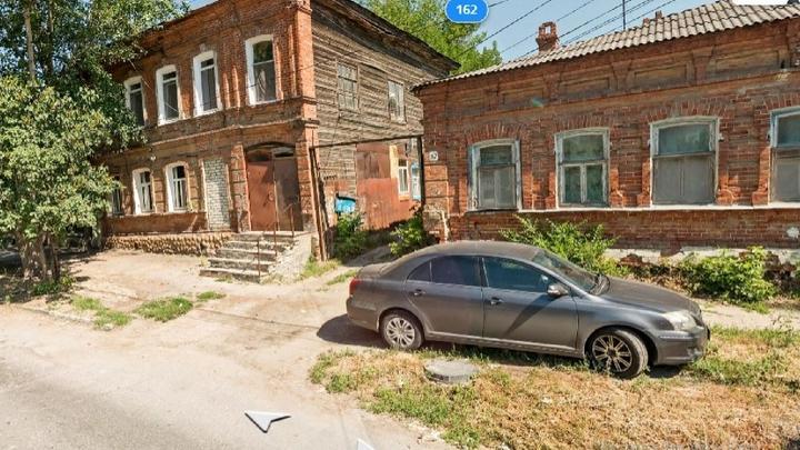Мэрия Саратова изымает земельный участок на Посадского