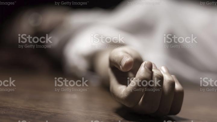 В Кировском районе найдено тело женщины