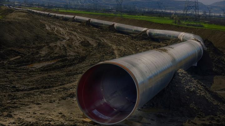 Волгоградские нефтяники сливали отходы в Саратовской области