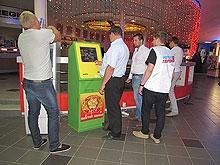 """Молодогвардейцы нашли игровые автоматы в кинотеатре """"Пионер"""""""