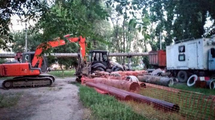 Подвоз воды в Волжском районе: названы адреса