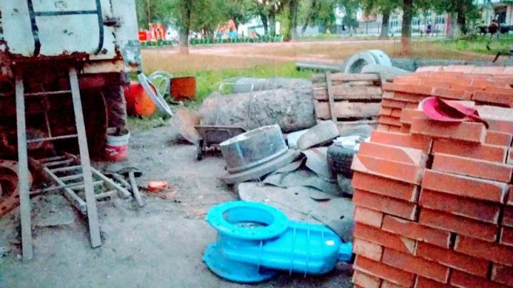 Отключение воды на сутки в Октябрьском и Фрунзенском районах: названы адреса